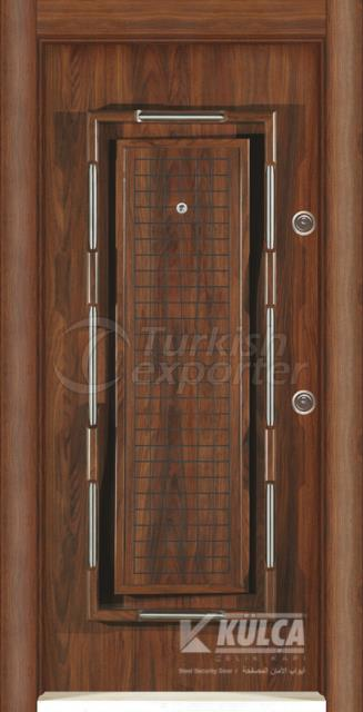 Z-9011 (Exclusive Steel Door)